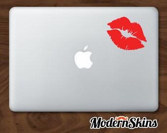 Kiss Laptop Decal - FREE SHIP