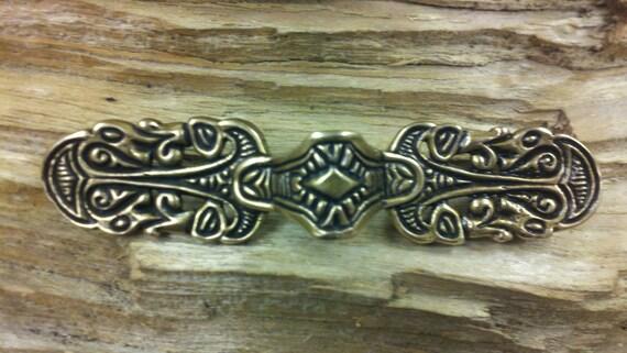 Scandinavian relief brooch- Equal arm V3