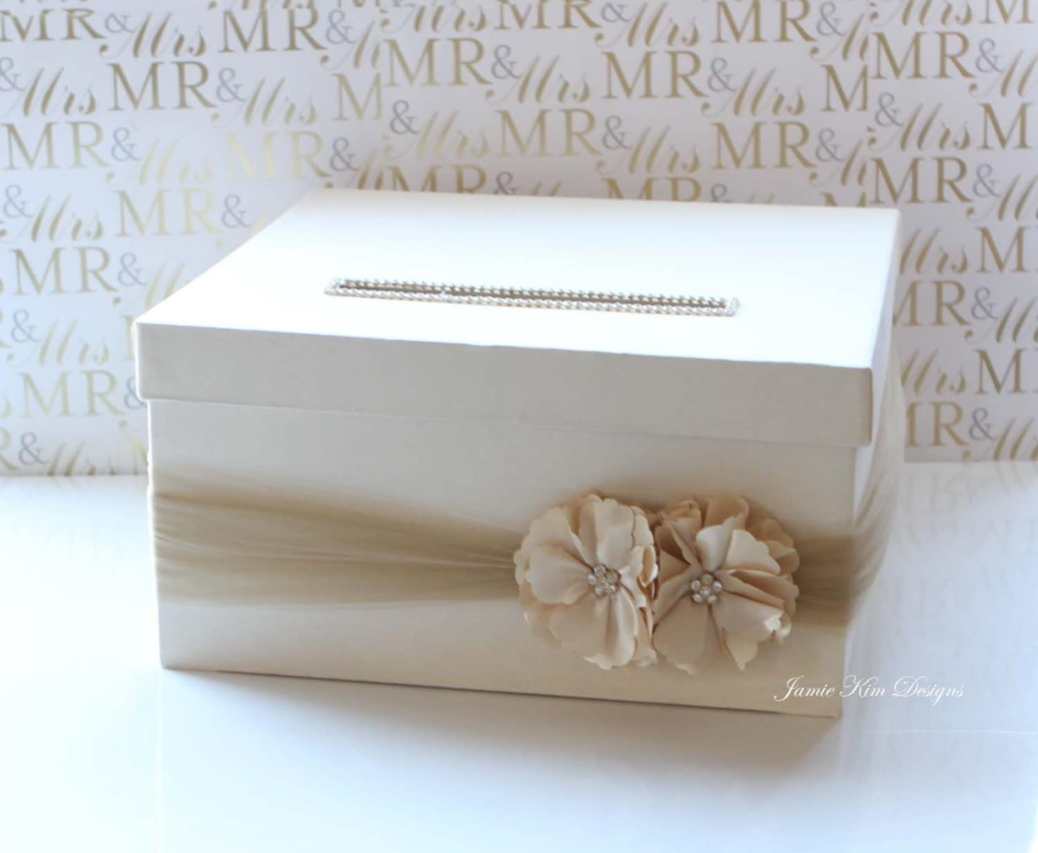 Wedding Card Money Box Gift Card Holder Choose your own box