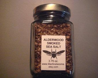 Alderwood Smoked Gourmet Culinary Sea Salt