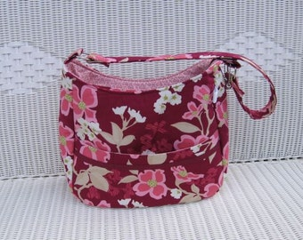 CUSTOM  Extra Large Hobo Purse
