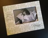 Grandmother Gift Personalized Grandma Gift Grandparents Gift For Nana Gift Nonna Gift Personalized Wood 4x6 Picture Frame 4x6 Keepsake Frame