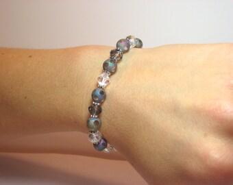 Galaxy - Interchangeable Beaded Watch Band