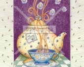 Home Talisman - A7 Card - Inspirational