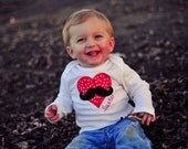 Mustache Shirt or Bodysuit for Baby boy, toddler child. Mustache love applique embroidered with name. Handmade