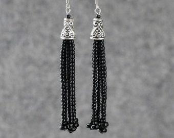 5.99-9.99 dollars long dangle linear earrings Bridesmaids gifts Free US Shipping handmade Anni Designs