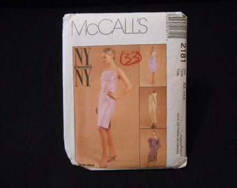 McCalls 2181, size 4,6,8