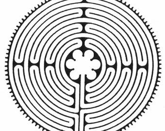 Canvas Finger Labyrinth: Set of 5