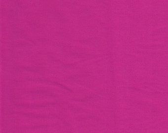 """60"""" Fuschia Pink Polyester Dupioni Fabric -15 Yards Wholesale by the Bolt"""