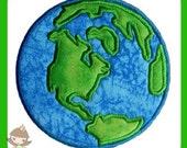 World Applique design