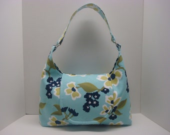 Gorgeous cotton purse