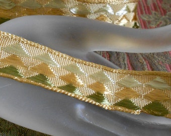1930's Silk Thread Trim