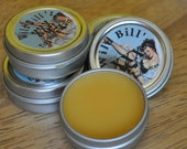 Wild Bill's XXX Brand Stiff Mustache Wax, 0.5 oz. tin