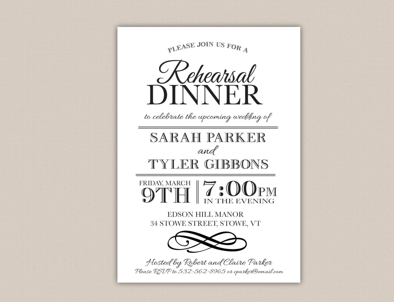 Captivating Dinner Invite Template Free With Dinner Invitation Template Free