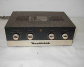 Heathkit EA-2 tube mono integrated amp