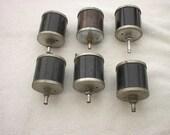 x6 Vintage General Electric Stepped Attenuators