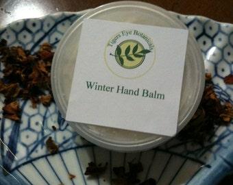 Winter Hand Balm (3 ounces)