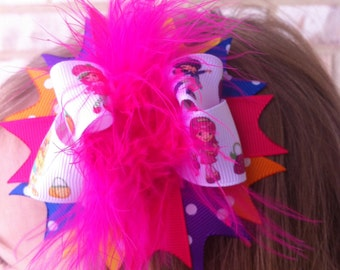 Strawberry Shortcake and Friends Small Bow