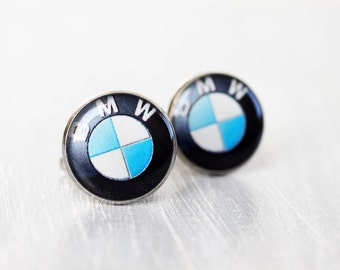 Mens Cufflinks - BMW Cufflinks - Car Cuff links