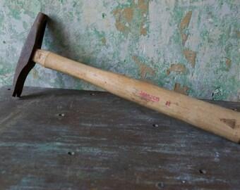 Vintage Shapleigh Tack Hammer, Vintage Tool, Mid Century Hand Tool, Shapleigh's Tack Hammer