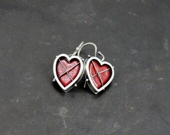 Lilli Heart Earrings