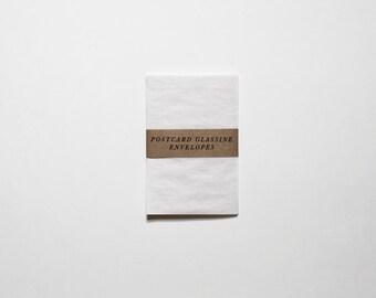 """Glassine Envelopes 4 - 1/8"""" X 6 1/4"""" (10)"""