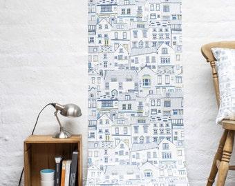 Coastal Cottages wallpaper