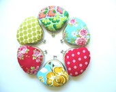 Bridesmaid Gift Set - Wedding Gift, Group Gift, Party Gift  - 6 Small Coin Purses