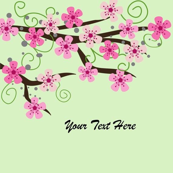 Cherry Blossoms Wedding Invitations as good invitations template