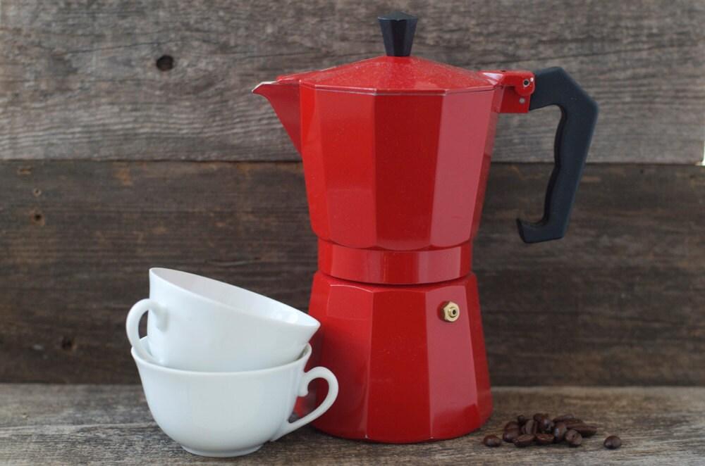 Stove Top Coffee Maker Guide : Vintage Stove Top Espresso Maker
