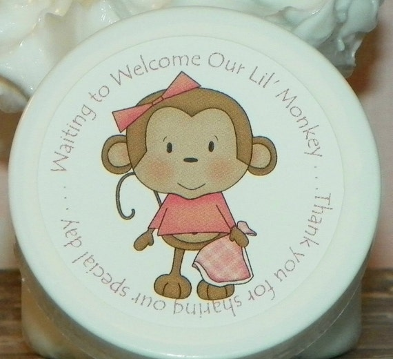 baby shower favors baby shower favor monkey monkey shower baby