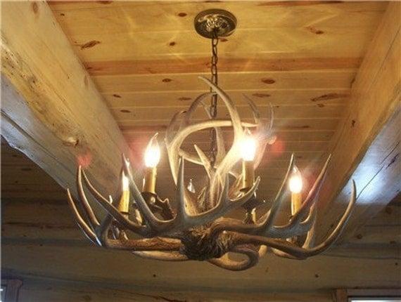Deer Antler Chandelier 6 Lights Best Quality On The Webour