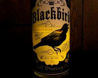 Blackbird Candleholder