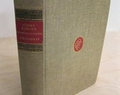 Antique Historical Novel - The History of Henry Esmond by Thackeray - Circa 1940's - Classic Fiction