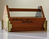 Wooden Tool Box-Miniature-Altered Cigar Box