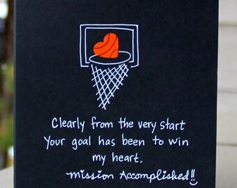 Love Card - MVP Basketball