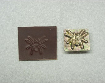 NEW Tandy Leather Factory RARE DISCONTINUED 3D Spider Stamp 8512