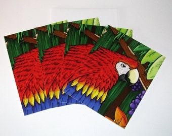 Jungle Paradise Postcards