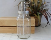 Mason Jar Soap Pump-Choose your Pump color