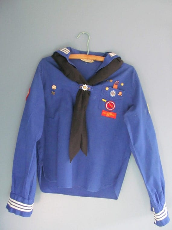 Girl Scout Blouse 63