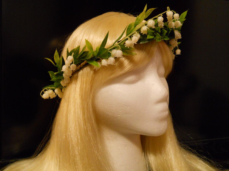 Head Wreath Greek Head Wreath Flower Crown