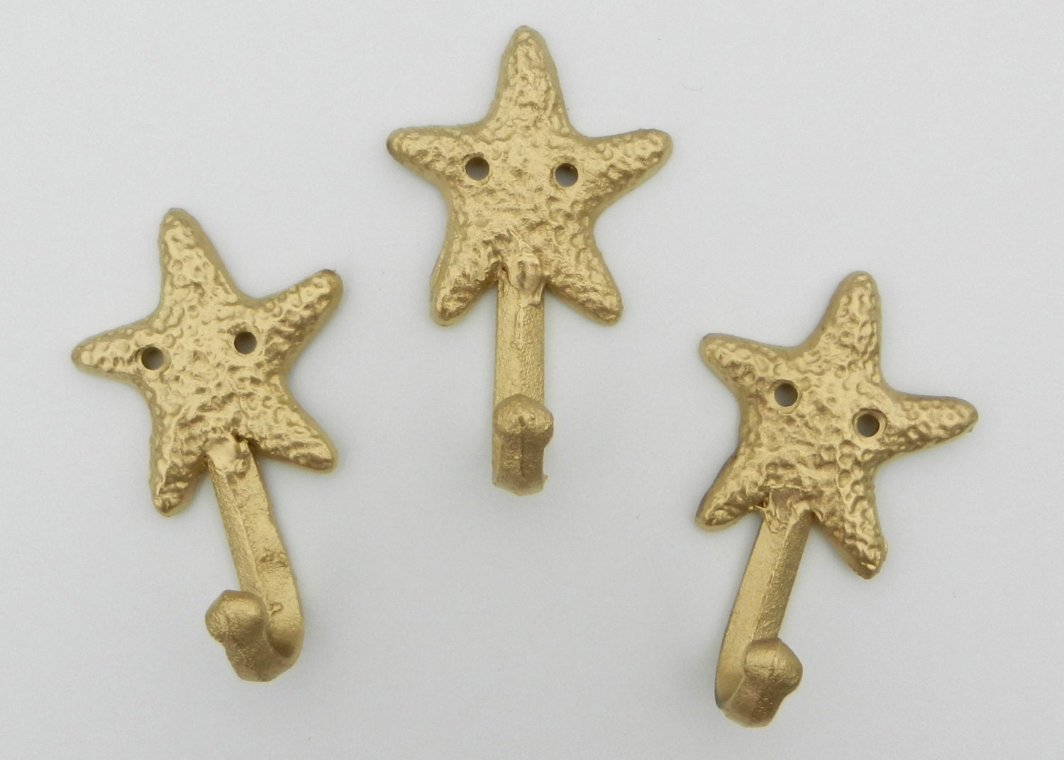 Gold Starfish Wall Decor : Moved permanently