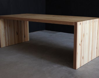 5' bento dining table