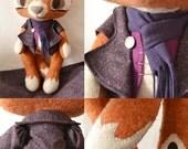 Mr Purple Fox