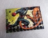 ID Holder Wallet - Captain America