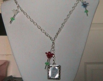Flowers Of Love Necklace.