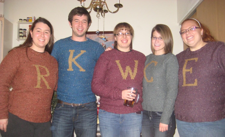 Mrs Weasley\'S Sweater - Full Zip Sweater