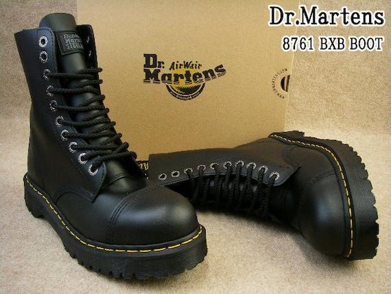 STEEL TOE DR Martens doc vintage bouncing soles AirWare boots