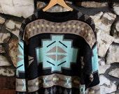 Vintage Navajo Sweater