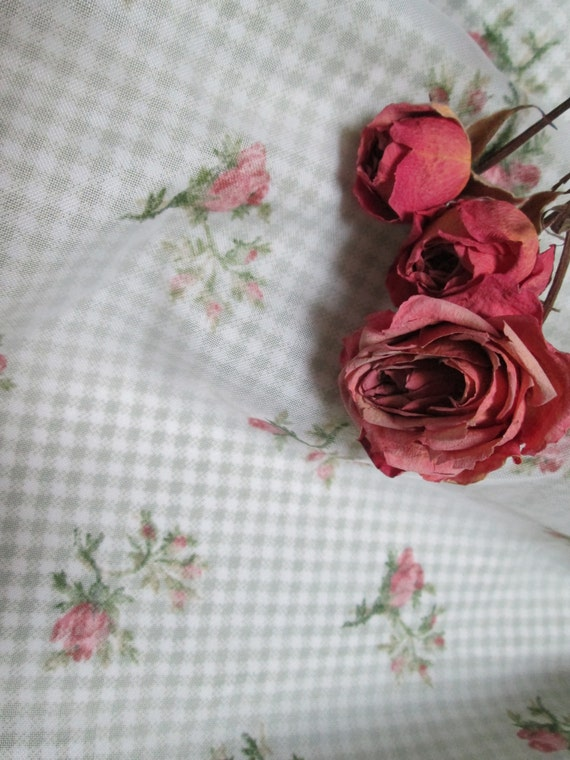 Pink Flowered King Size Bed Skirt